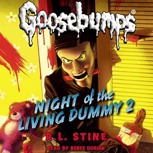 Classic Goosebumps: Night of the Living Dummy 2 cover art