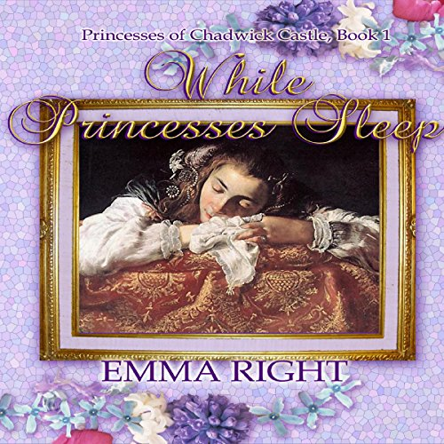 While Princesses Sleep audiobook cover art