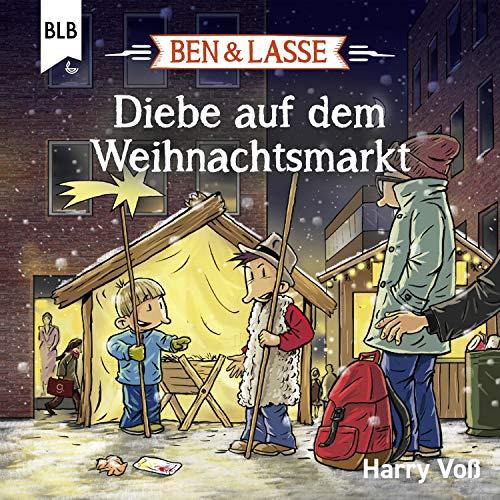 Diebe auf dem Weihnachtsmarkt Titelbild