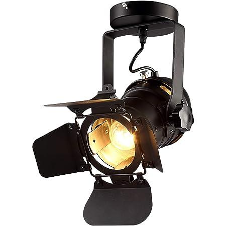 Hobaca® 220v E27 L31 * W17 * H35cm Loft Spots de plafond Spot LED Cadres Plafonniers lampe Éclairage de maison 48