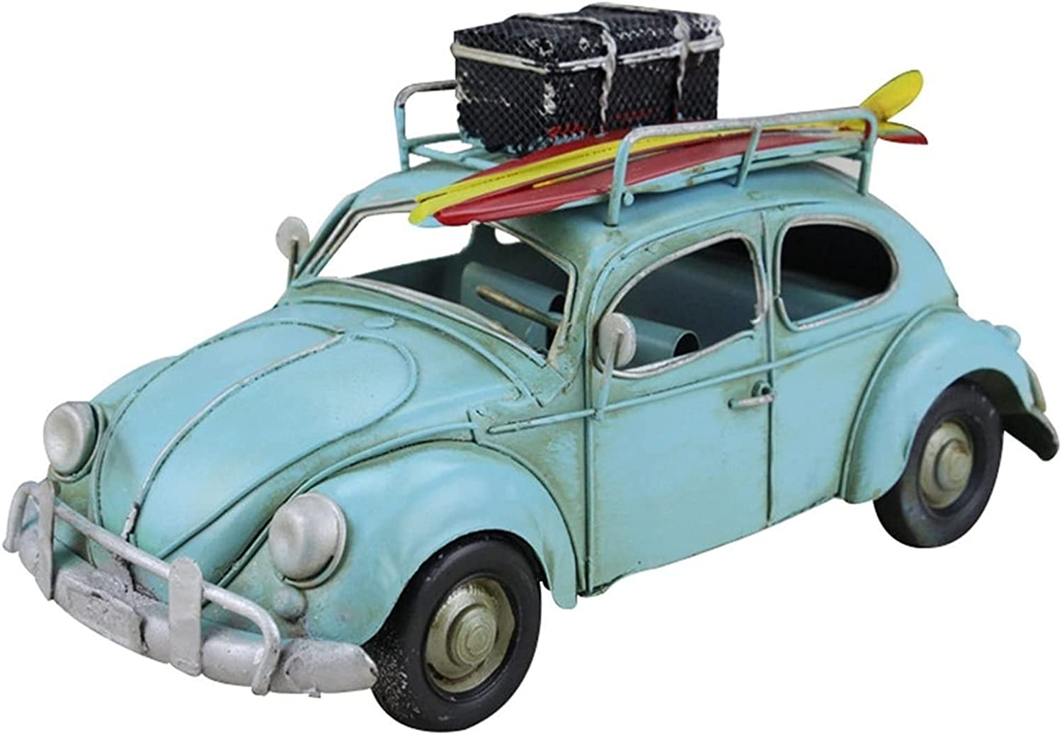 Japan's largest assortment Spring new work one after another Hging Vintage Iron Car Models Model Tin Antique Home