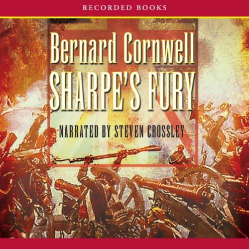 Sharpe's Fury cover art