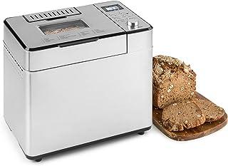 comprar comparacion Klarstein Brotilde Family Breader - 14 programas, 3niveles diferentes de dorado, 1h- función de calentamiento, temporizad...