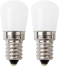Bombillas de frigorífico E14 LED 2W ZSZT equivalente de