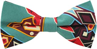 ACVIP Men's Patterned Casual Occassion Fancy Bowknot Pretied Bowtie Cotton