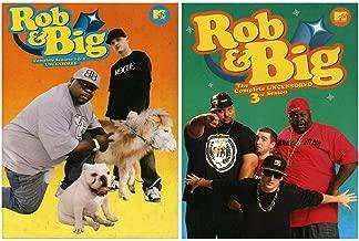 Rob & Big: Complete TV Series Seasons 1-3 DVD Collection