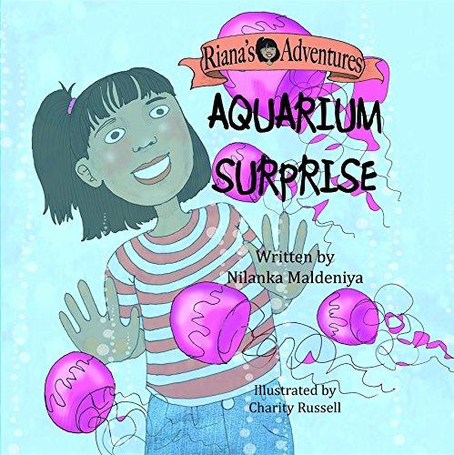 Riana's Adventures - Aquarium Surprise (English Edition)
