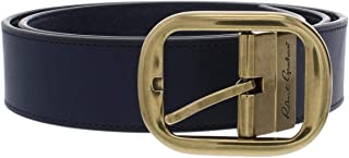 Mens Maple Leather Reversable Casual Belt
