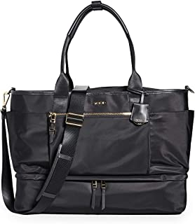 Tumi Women's Cleary Weekender, Black, One Size