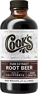 Cook's, Choice Root Beer Extract, 4 oz