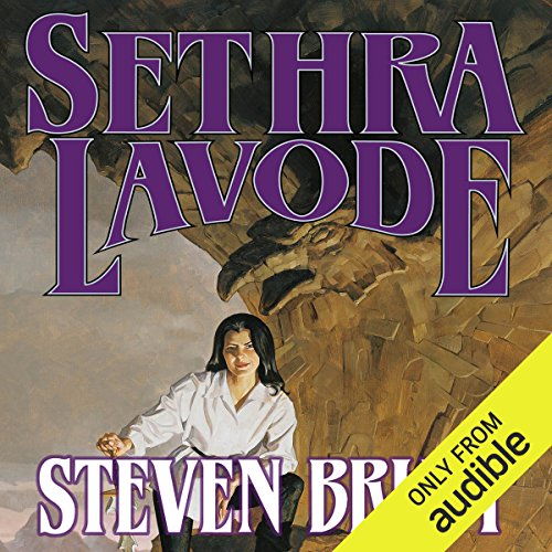 Sethra Lavode audiobook cover art