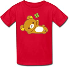Knot Youth Cute Unique Rilakkuma T-Shirt