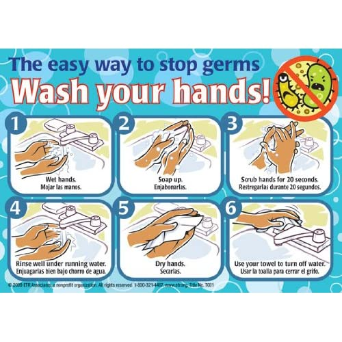 picture relating to Printable Hand Wash Signs identify Hand Washing Signal: