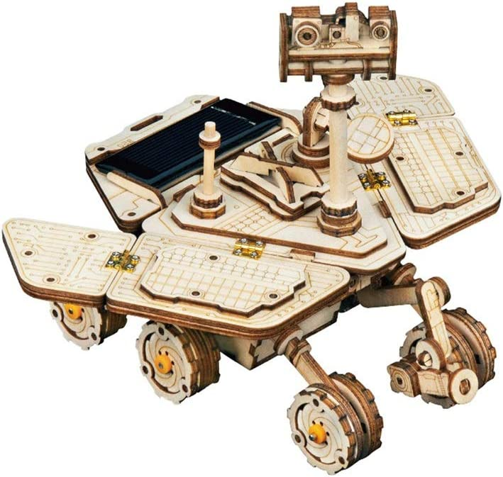 Collection Toys Puzzle 3-D Models Wooden Special price for a limited time List price Mechanical Mecha