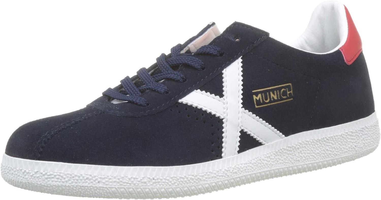 MUNICH Unisex Adults' Barru 45 Low-Top Sneakers