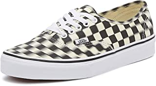 Authentic Black Blur Checkerboard Sneakers (VN0A38EMVJM)