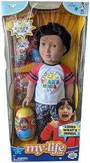 My Life Ryans World Doll 7 Piece Set
