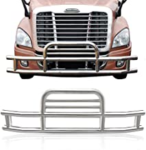 VZ4X4 Freightliner Cascadia 2008-2017 Grille Bumper Guard Deer Guard Polishing Stainless Steel