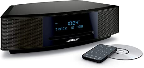 Bose Wave Music System IV - Espresso Black (Renewed)