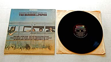 The Manas & The Papas Farewell To The First Golden Era - ABC/Dunhill Records1967 - Used Vinyl LP Record - 19?? Repressing DS 50025 In Shrink Wrap - 12 of their Greatest Hits
