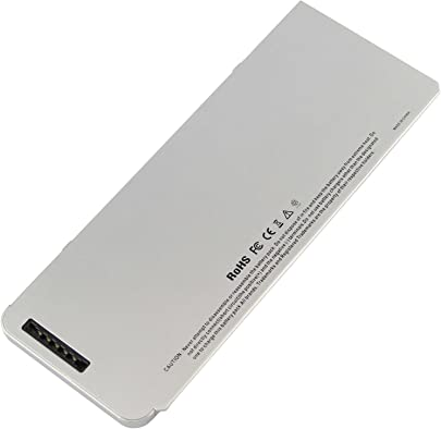 ARyee 4800 mAh 10 8 A1280 Batterie Laptop Akku f r Apple Macbook 13 quot  A1280 A1278  Ende 2008  Aluminium Unibody