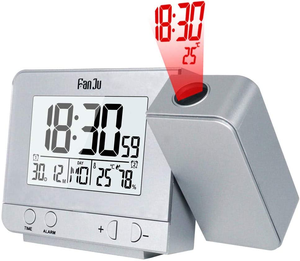 Projection Alarm Clock Digital Date Pr Function Snooze Phoenix Mall Backlight 70% OFF Outlet