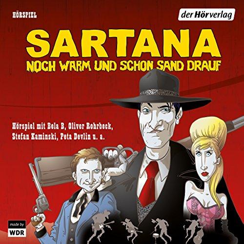 Sartana - noch warm und schon Sand drauf Titelbild