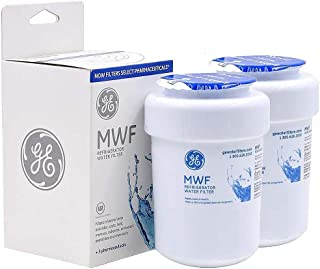 Sponsored Ad - MWF Water Filter Replacement for GE Refrigerator Water Filter Cartridge Compatible with GE SmartWater MWF, ...