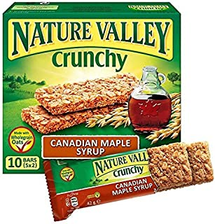 Nature Valley Maple Syrup Granola Bars - 5 x 42g