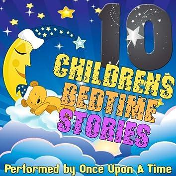 10 Children's Bedtime Stories