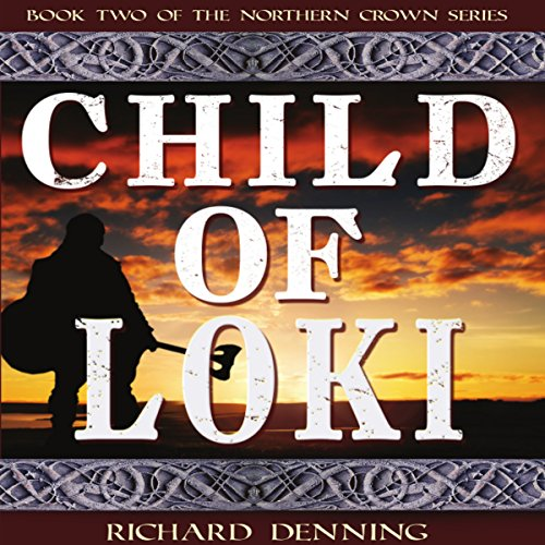 Child of Loki audiobook cover art