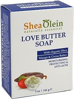 Shea Olein Soap Love Butter 5 Ounce