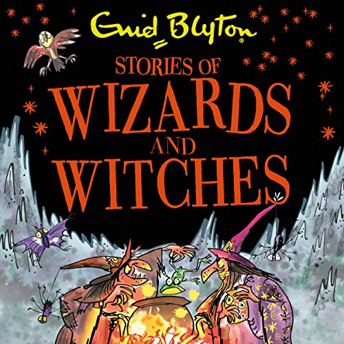 Stories of Wizards and Witches Titelbild