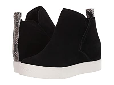 Dolce Vita Walker (Black Suede) Women