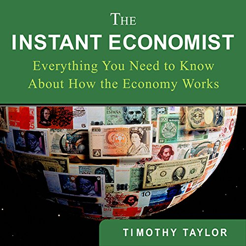 Couverture de The Instant Economist