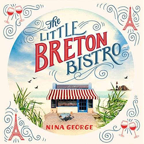 The Little Breton Bistro audiobook cover art