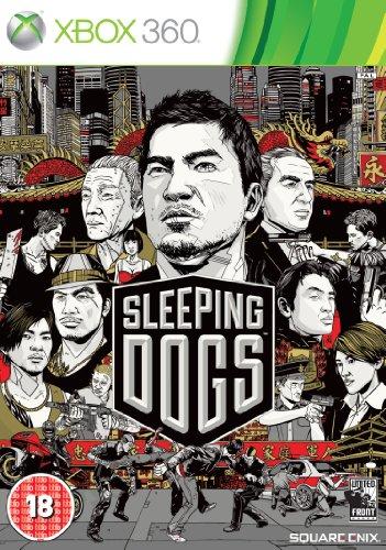 Square Enix Sleeping Dogs, Xbox 360