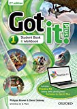 Got It! Plus (2nd Edition) 1. Studen's Book + Workbook with Access Card: Get it all with Got it! 2nd...