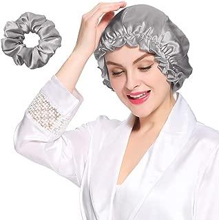 Best pure silk sleep cap Reviews