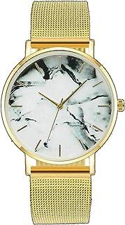 ساعة ساوث لاين سويسرية كوارتز بسوار جلد عجل, اسود 20 (الموديل: SS20-dr1-4894)