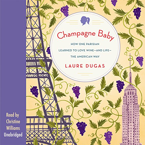 Champagne Baby audiobook cover art
