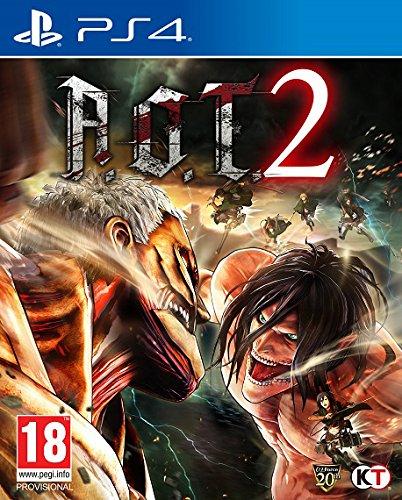 Attack On Titan 2, PS4