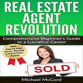 Real Estate Agent Revolution cover art