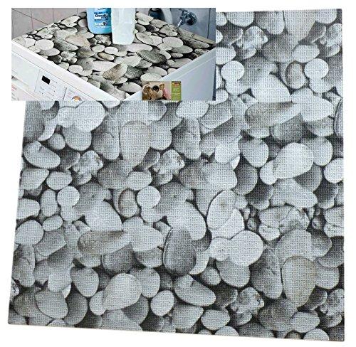 friedola Waschmaschinenauflage Stone ca. 60x60 cm - Made in Germany