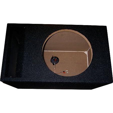 Mdf Bm Ne101a Subwoofergehäuse 10 Bandpass 1x Anschluß Auto