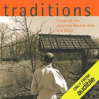 Traditions audiobook cover art