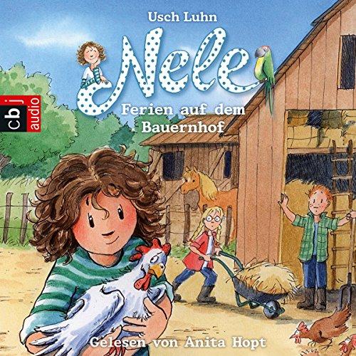 Ferien auf dem Bauernhof (Nele 14) audiobook cover art