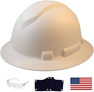 Best white full brim hard hat Reviews