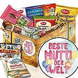 Beste Mutti / Geschenkpaket Schokolade / alles Gute zum Geburtstag