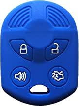 Rpkey Silicone Keyless Entry Remote Control Key Fob Cover Case protector For Ford Lincoln Mercury OUCD6000022 164-R8046 164-R7040 CWTWB1U722